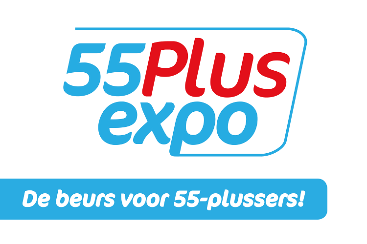 55 Plus Expo 2019 Logo EV